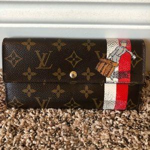 ⚜️Louis Vuitton Portefeuille Sarah Bellboy wallet